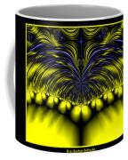 Aurora Borealis Dreams Fractal 58 Coffee Mug