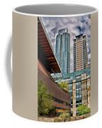 Austin Condo Towers - Hdr Coffee Mug