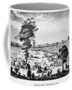 Australia: Gold Rush, 1851 Coffee Mug