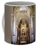 Austrian Church Interior Coffee Mug