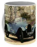 Auto: Bugatti Type, 1925 Coffee Mug