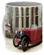 Auto: M.g. Midget Coffee Mug
