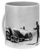 Auto Racing, 1910 Coffee Mug