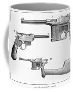 Automatic Pistols Coffee Mug