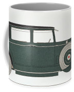 Automobile: Stutz, 1929 Coffee Mug