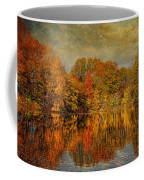 Autumn - Landscape - Tamaques Park - Autumn In Westfield Nj  Coffee Mug