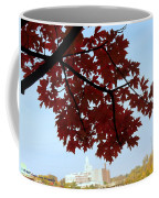 Autumn Afternoon In Peterborough Coffee Mug