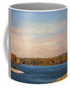 Autumn At Lake Graham Coffee Mug