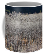 Autumn Birches Coffee Mug