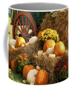 Autumn Bounty Coffee Mug by Kathy Clark