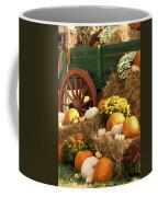 Autumn Bounty Vertical Coffee Mug