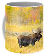Autumn Bull Limited Edition Coffee Mug