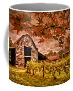 Autumn Cabernet Coffee Mug