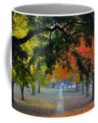 Autumn Canopy Coffee Mug