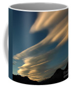Autumn Clouds Jasper 1 Coffee Mug