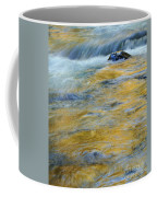 Autumn Colors Reflected In Stream Coffee Mug