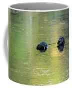 Autumn Creek Reflections Coffee Mug