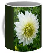 Autumn Dahlia Coffee Mug