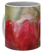Autumn Dodwood Leaves Coffee Mug