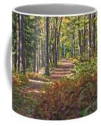 Autumn Ferns Coffee Mug