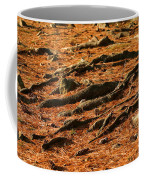 Autumn Forest Floor Coffee Mug