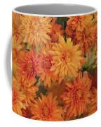 Autumn Garden Impressions Coffee Mug