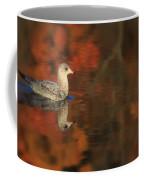 Autumn Gull Coffee Mug