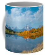 Autumn In Grand Teton Coffee Mug