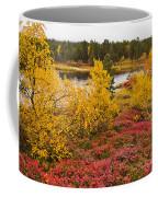 Autumn In Inari Coffee Mug