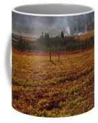 Autumn In Napa Valley Coffee Mug