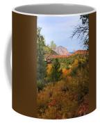 Autumn In Red Rock Canyon Coffee Mug