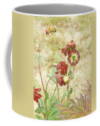 Autumn In The Garden  Coffee Mug by Pamela Patch