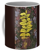 Autumn Leaf Art I Coffee Mug