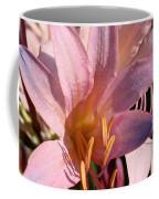 Autumn Lily Coffee Mug
