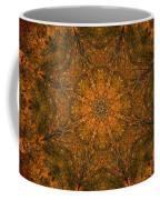 Autumn Mandala 2 Coffee Mug