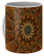 Autumn Mandala 7 Coffee Mug