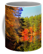Autumn  Mosiac Coffee Mug