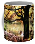 Autumn Oak Tree Coffee Mug