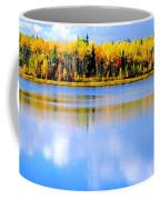 Autumn On Chena Lake Ll Coffee Mug