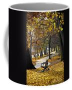 Autumn Park In Toronto Coffee Mug