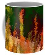 Autumn Pastel Coffee Mug by Tom Prendergast