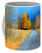 Autumn Perspective Coffee Mug