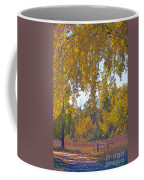 Autumn Picnic Spot Coffee Mug