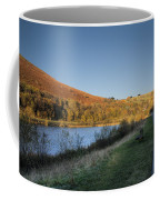 Autumn Pond 4 Coffee Mug