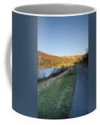 Autumn Pond 5 Coffee Mug