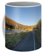 Autumn Pond 8 Coffee Mug