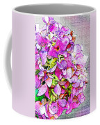 Autumn Purple II Coffee Mug