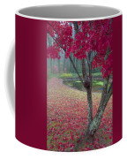Autumn Red Coffee Mug by Rob Travis