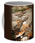 Autumn Rusted Coffee Mug