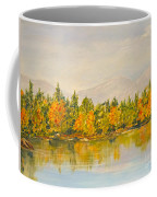 Beyond The Hills Coffee Mug